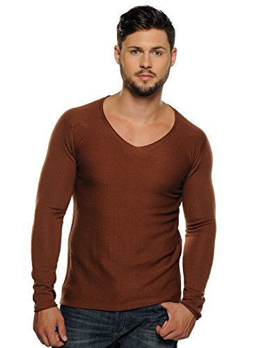 Antony Morato Sweater V Neck XL, orange