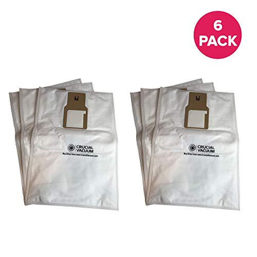 Think Crucial 6 Replacements for Kenmore 50688 Cloth Bags, C