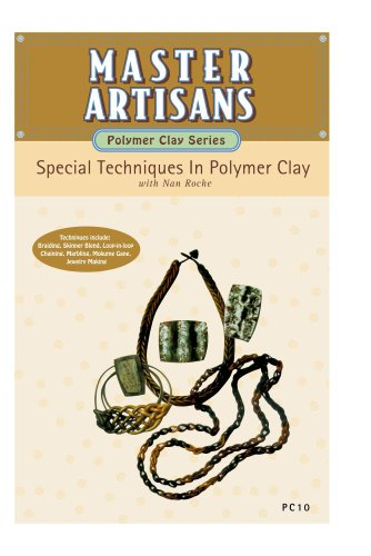 PC10: Special Techniques in Polymer Clay