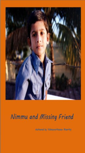 Book: Nimmu and Missing Friend by Vishnuvarthanan Moorthy