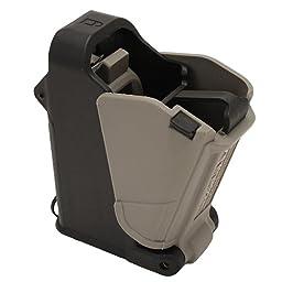 Maglula 22UpLULA Converted Pistol Mag Loader Description - UP62B - Black - Made For Loading .22LR Wide Body Mags
