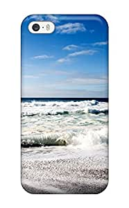 Anti-scratch And Shatterproof Cool Beach Phone Case For Iphone 5/5s/ High Quality Tpu Case 8140751K68639744