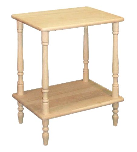 Wood Creations Furniture Shelf Stand Stand Us341