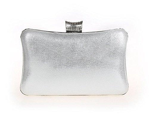 KELAND Pochette unique pour Silver femme Taille nZf1zq