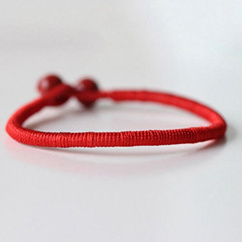 khamchanot Chinses Lucky Red String Rope
