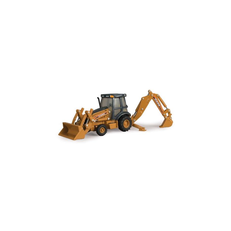 Ertl Collectibles 150 Case 580 Super N Tractor Loader Backhoe