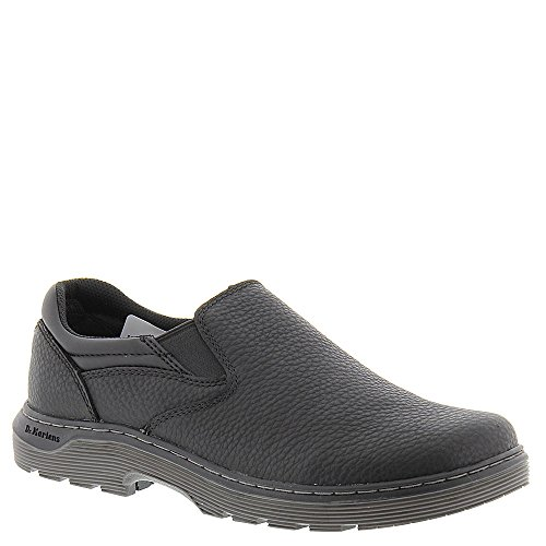 Dr Martens Slip On (Dr. Martens Men's Asset Slip On Shoe,Black Pitstop,UK 9 M)