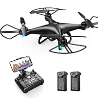 Deals on Holy Stone HS110D FPV RC Drone w/1080P HD Camera