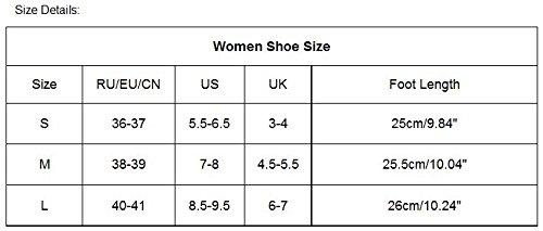 Ama (tm) Femmes Dessin Animé Hiver Chaud En Peluche Intérieur Maison Pantoufles Maison Chaussures Blanc