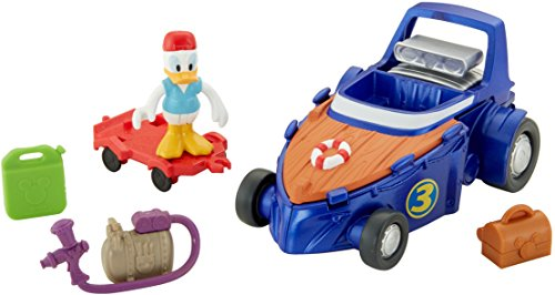 Fisher-Price Disney Transforming Playset, Donald's Fix It Station
