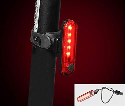 /éclairage v/élo LED puissantes Rechargeable /étanches Set /éclairage lumi/ères feu Avant /& Arri/ère Puissant VTT V/élo /électrique RAYPAL Accessoires Chargement USB