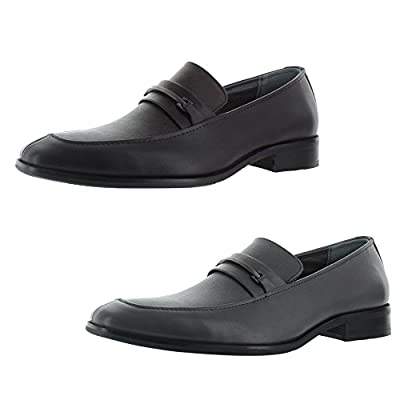 Calvin Klein Gallard Men's Slip On Loafer Dress Shoes