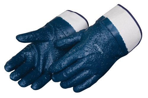 (Liberty 9430 Nitrile Heavyweight Fully Coated Glove with 2-1/2