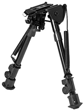 M1SURPLUS Presents This Tactical Tall Height Adjustable Rifle Bipod With Integral Sling Swivel Stud Mount + Various Mounting Adapters Fit Hi-Point Carbine Mossberg 715T S&W M&P 15-22 Remington 700 700 Savage 10 12 11 110 Howa 1500 Kel-Tec SU16 Weatherby Vanguard SU22 Ruger SR22 10/22 17/22 Minii4 Mini30 Ranch Rifles
