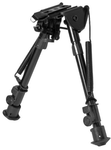 M1SURPLUS Presents This Tactical Tall Height Adjustable Rifle Bipod With Integral Sling Swivel Stud Mount + Various Mounting Adapters Fit Hi-Point Carbine Mossberg 715T S&W M&P 15-22 Remington 700 700 Savage 10 12 11 110 Howa 1500 Kel-Tec SU16 Weatherby Vanguard SU22 Ruger SR22 10/22 17/22 Minii4 Mini30 Ranch Rifles (Ruger 10 22 M1 Carbine Stock Conversion Kit)