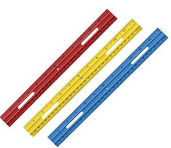 27 Pack ACME United Corporation Plastic Ruler - Acme Ruler