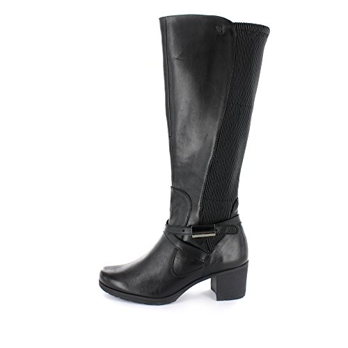Caprice 25527-019 - Botas para mujer 019 Black Kombi