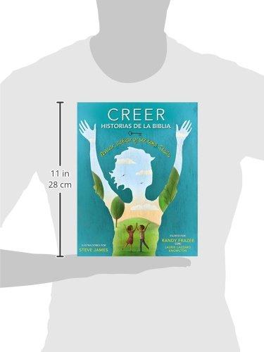 Amazon.com: Creer - Historias de la Biblia: Pensar, actuar y ...