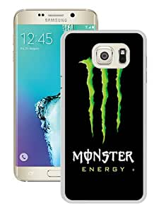 Popular Samsung Galaxy Note 5 Edge Case ,Fashionable And Unique Designed Case With Monster Energy White Samsung Galaxy Note 5 Edge Cover High Quality Phone Case