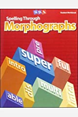 Spelling Through Morphographs, Student Workbook (CORRECTIVE SPELLING) Paperback