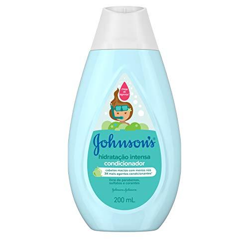 Condicionador Hidratação Intensa Johnsons Baby
