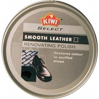 Kiwi Select Shoe Leather Shoe Polish Dark Brown Amazoncouk Clothing