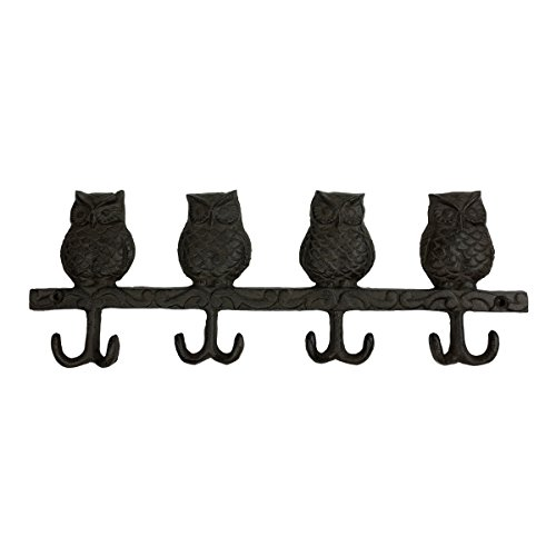 Four Cast Iron Wall Hook