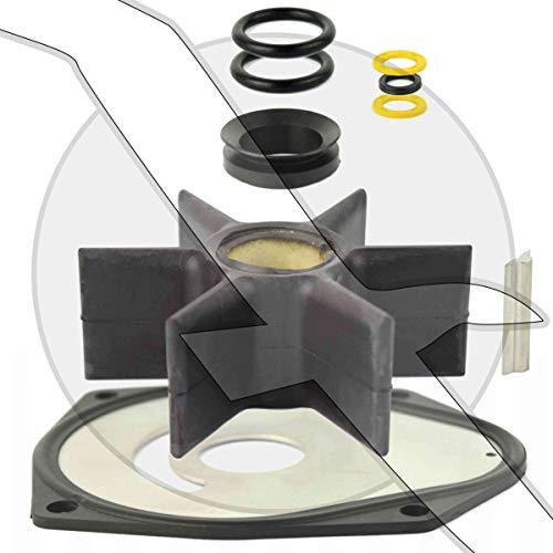 Engineered Marine Products MerCruiser Water Pump Impeller Kit, Alpha 1 - GEN 2 - EMP Replaces- 18-3214, 47-43026Q06