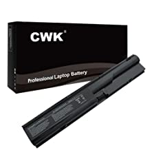 CWK® New Replacement Laptop Notebook Battery for HP ProBook 4330s 4331s 4430s 4431s 4435s 4436s 4530s 4730s 4340s 4341s 4535s HP ProBook 4440s 4441s 4445s 4446s 633733-321 633733-151 HSTNN-IB2R HSTNN-LB2R HSTNN-XB3C LC32BA122 PR06 PR09 QK646AA QK646UT HSTNN-XB2I HSTNN-XB2N HSTNN-XB2O HSTNN-XB2R HSTNN-XB2T HSTNN-Q88C-5 HSTNN-Q8HSTNN-XB2E HSTNN-XB2F HSTNN-XB2G HSTNN-OB2T HSTNN-Q87C-4 HSTNN-Q87C-5 HSTNN-Q88C-4 HP ProBook 4431s 4435s 4436s 4540s 4545s 633805-001