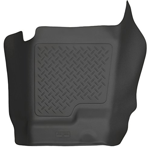 Husky Liners Center Hump Floor Liner Fits 07-13 Silverado/Sierra Crew/Extended (Center Hump Liner)