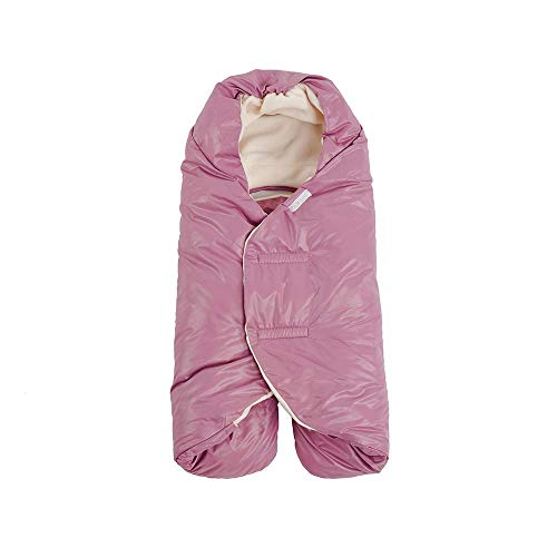 7AM Enfant Car Seat Covers - Nido Baby Wrap for Boys & Girls, Baby Swaddle, Rain Repellent, Breathable Windproof, Winter Protector, Universal for All Bassinets, Car Seats, Strollers & Car Accessories from 7 A.M.