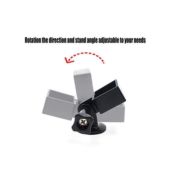 STARTRC OSMO Pocket 2 Expansion Kit Adattatore Treppiede Mount per DJI Pocket 2/Osmo Pocket Accessori 5 spesavip