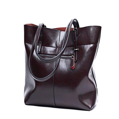 Spalla Tipo 2 viaggio Pelle 9 Tracolla Vintage A Sucastle Donna università Bag Messenger In Borsa D'affari 6xnPR8qIw0