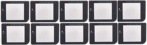 Wholesale Lot of 10 Replacement Screens Lens for the Original Play It Loud Gameboy Console from ClassicGameSource