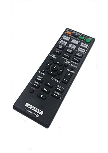 amazon com new oem replacement sony audio dvd remote control rm rh amazon com sony dvd home theater system dav-dz175 manual sony dvd home theater system dav-dz175 manual