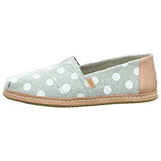 TOMS Women's Alpargata Dizzie Dots Felt 9.5 B US (B078VGPK76) | Amazon price tracker / tracking, Amazon price history charts, Amazon price watches, Amazon price drop alerts