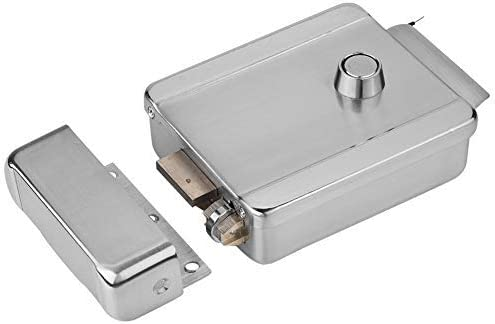 Universal Security Elektroschloss Elektrische Steuerung Türschloss Für Tür Access Control System Kit Baumarkt