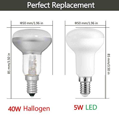 W R50Remplace 3 40 Réflecteur Led E14 Ampoule 08wvmnNO