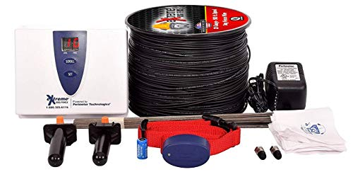 Underground Electric Dog Fence Premium - Standard Dog Fence System for Easy...