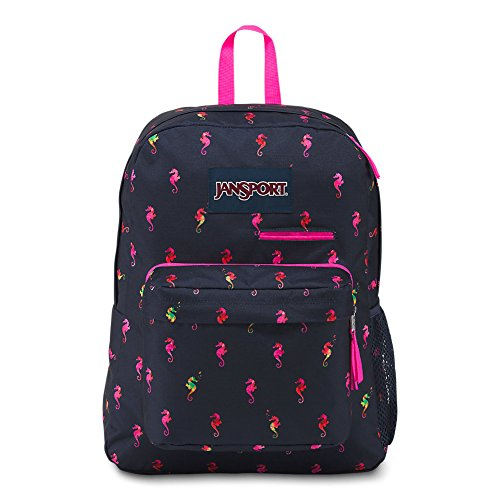 JanSport Digibreak Laptop Backpack - Sea Horse