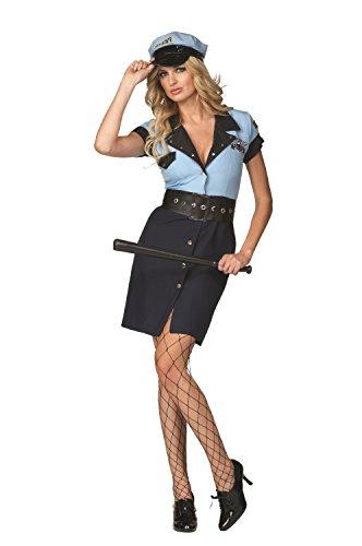 Deputy Dottie Adult Plus Size Costume