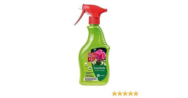 Insecticida Decis jardin pistola 750 Ml: Amazon.es: Jardín