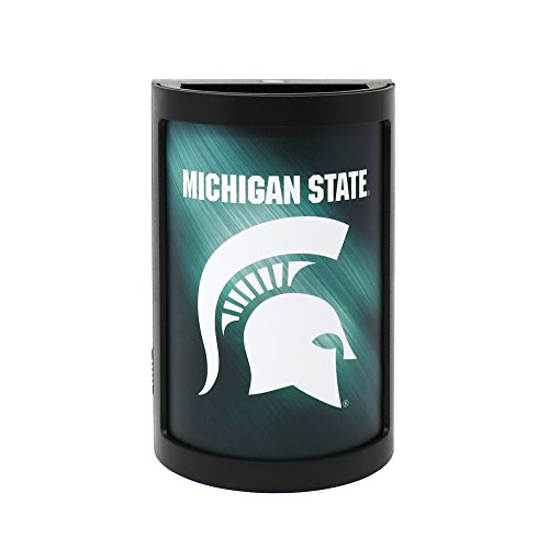 NCAA Michigan State Spartans College Football LED Night Light