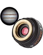 Celestron NexImage 5 MP 5 Solar System Imager with Micron Digital Clarity Technology, Black (93711)