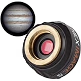 Celestron NexImage 5 MP 5 Solar System Imager with Micron Digital Clarity Technology  Black (93711)