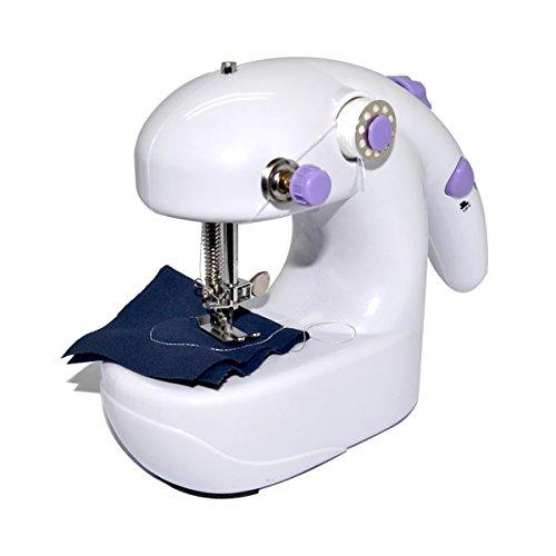 Plum Garden Portable Mini Handheld Electric Sewing Machine by Plum Garden