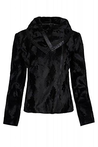 Velvet En Femmes Pour Black By Veste Fausse Heine Brooke Ashley Fourrure zfqITTFw
