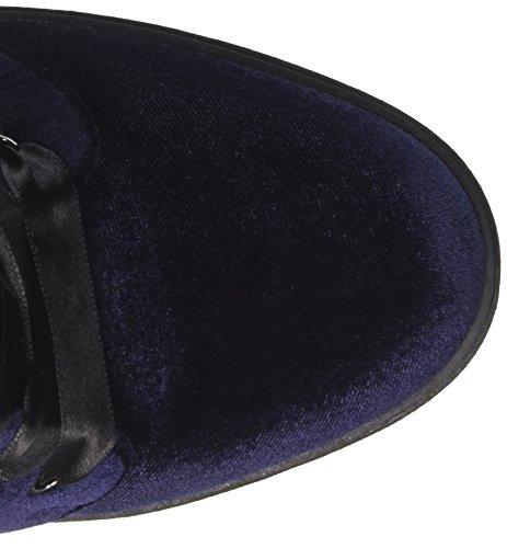 blue Blu Anfibi Steve Donna Madden Laurie Velvet FxaRA