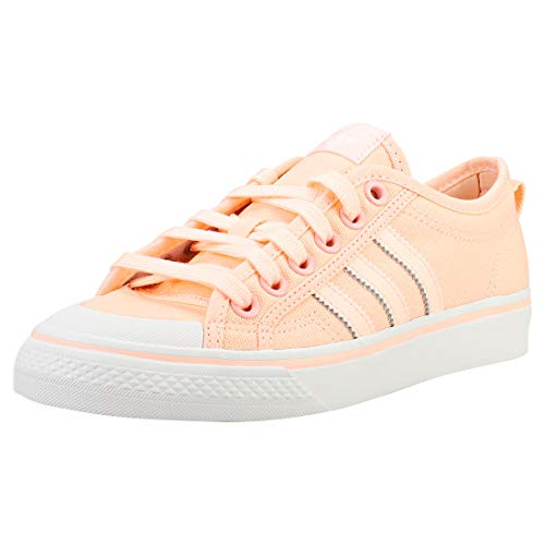 Orange Fitness Femme Adidas 000 De Chaussures naranja W Nizza YOq74