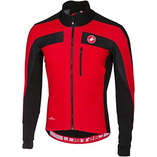 リサイクルする政府インポート(カステリ) Castelli メンズ 自転車 トップス Trasparente 4 Long - Sleeve Jerseys [並行輸入品]